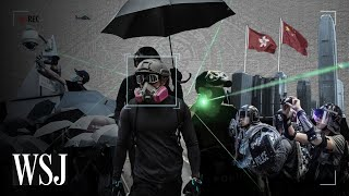 How Hong Kong Protesters Evade Authorities With Tech | WSJ