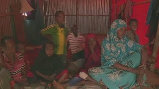 Somalis flee to Ethiopia for fear of hunger and extremists