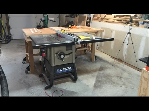 hqdefault delta table saw 36 5100 youtube Delta 36 725 Review at bakdesigns.co