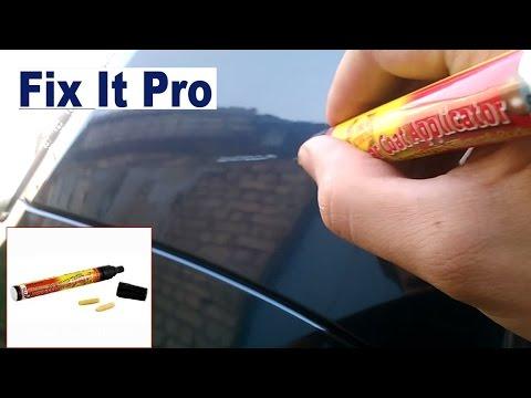 Fix it Pro из Китая (AliExpress) боремся с царапинами на Авто
