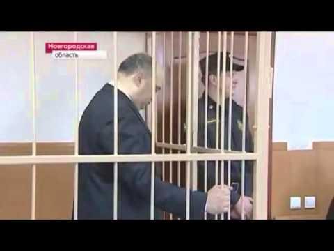 Арест Арнольда Шалмуева