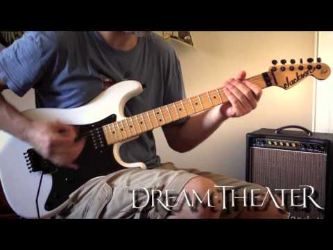 Dream Theater - Overture 1928 Guitar Cover