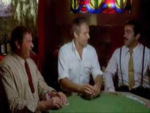 Terence Hill Poker
