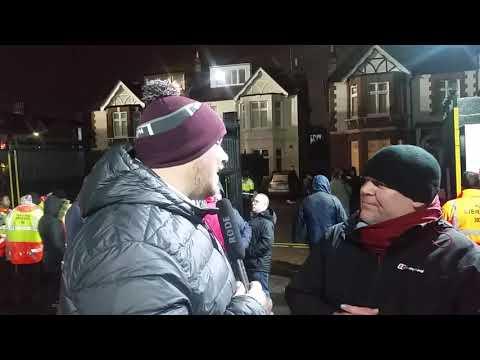 """The TOTAL West Ham Performance"" Fulham 0-2 West Ham"