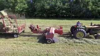 Small Farm Connecticut - Making Hay with Wes