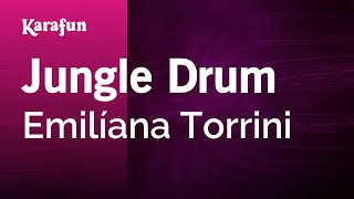 Karaoke Jungle Drum - Emilíana Torrini *