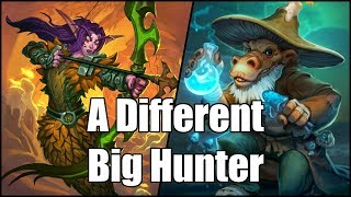 [Hearthstone] A Different Big Hunter
