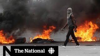 Haiti corruption protests strand Canadians amid violence