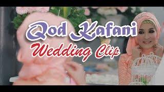 Video Wedding Qod Kafani bikin baper | Lantunan Sholawat download MP3, 3GP, MP4, WEBM, AVI, FLV Oktober 2018