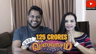 Viswasam 125 Crores Success | Malaysian Indian Couple | Thala Thalapathy Fans