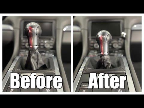 DIY: Porsche Short Shifter Install (Manual Transmission 981 Cayman, 991 Carrera)