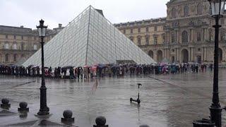 Paris's Louvre Museum extends shutdown over coronavirus fears