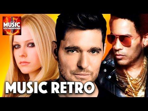 MUSIC RETRO | Ep2 | Michael Buble, Avril Lavigne, & Lenny Kravitz