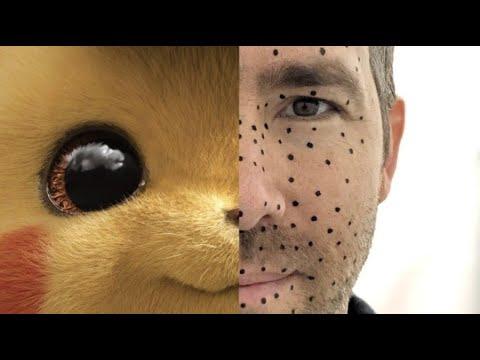 Tatlısın ama YEMEZLER: POKÉMON Dedektif Pikachu | İnceleme (2019)