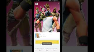How to download Fortnite (Cuman on HP Note8 etc.)