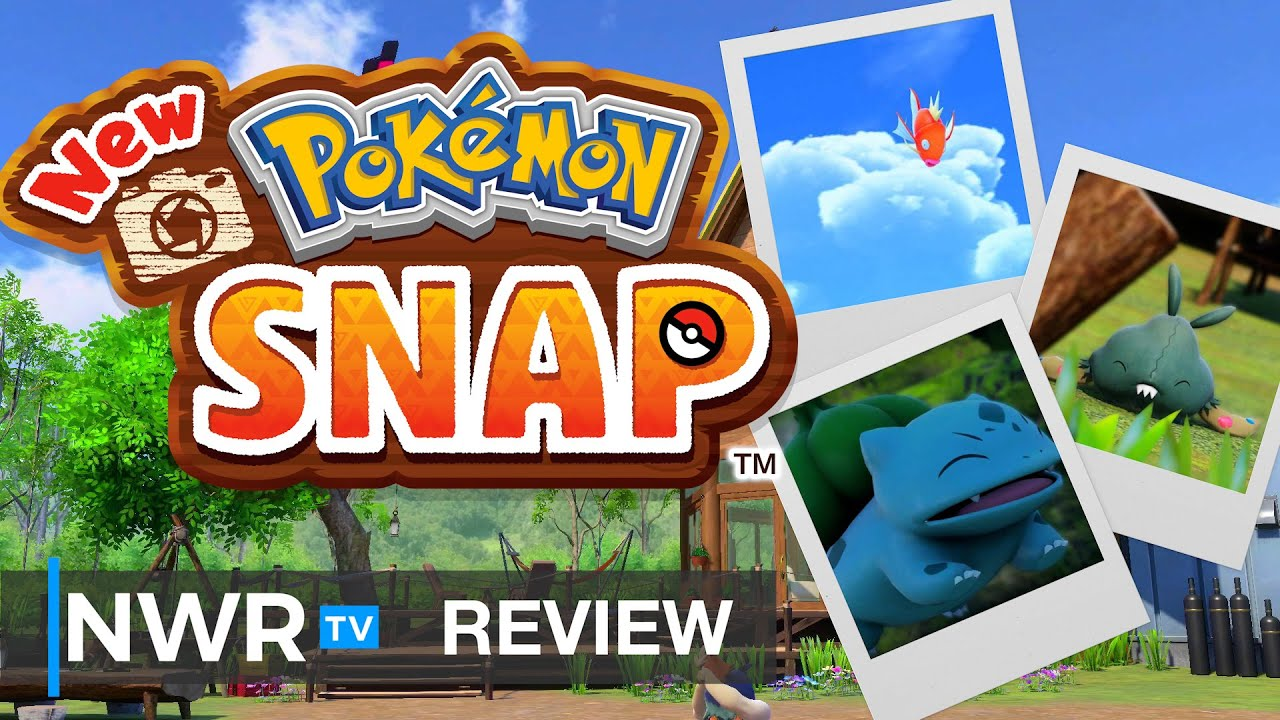 New Pokemon Snap (Switch) Review - Worth the wait? (Video Game Video Review)