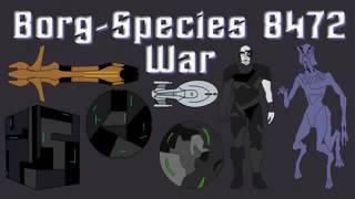 Star trek voyager Species 8472 breakdown