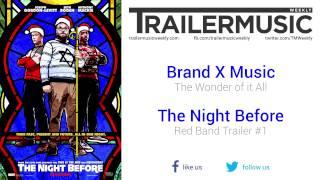 Brand X Music - The Wonder of It