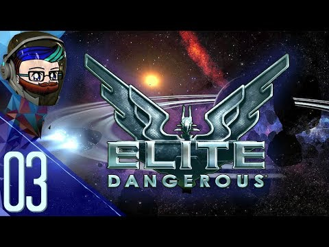 New Ship: The Eagle - Light Combat Loadout | Elite Dangerous #3