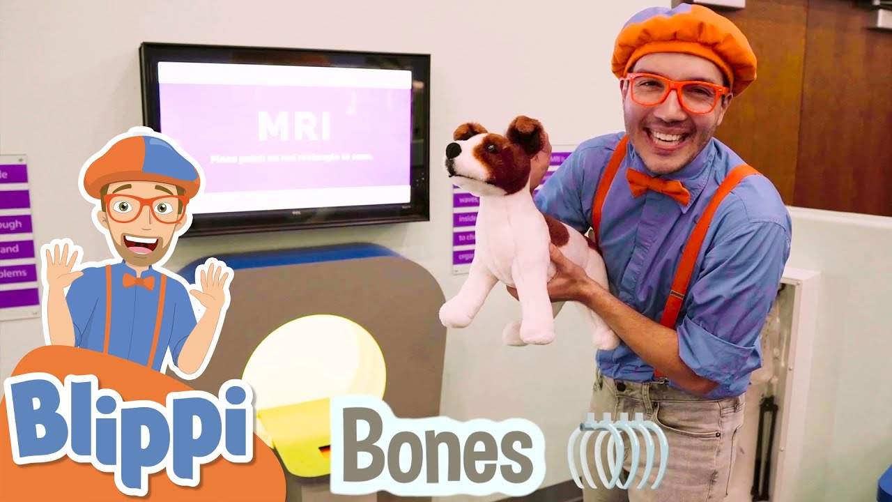 Blippi Learns About Jobs At The Children's Museum! | Educational Videos For Kids