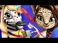 Fun Animal Care Games  - Jungle Animals Hair Salon, Teeth Care, Makeup Makeover Kids Apps