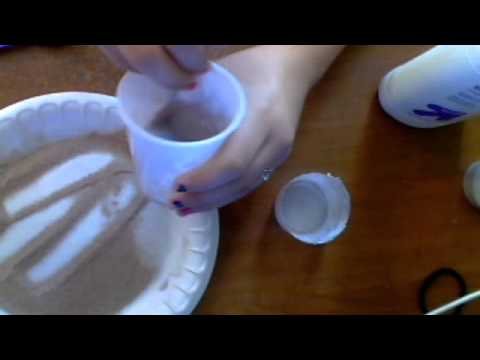 how to make powder foundation
