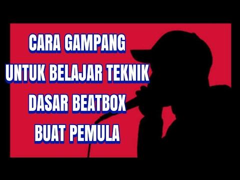 Cara Gampang Belajar Teknik Dasar Beatbox Untuk Pemula