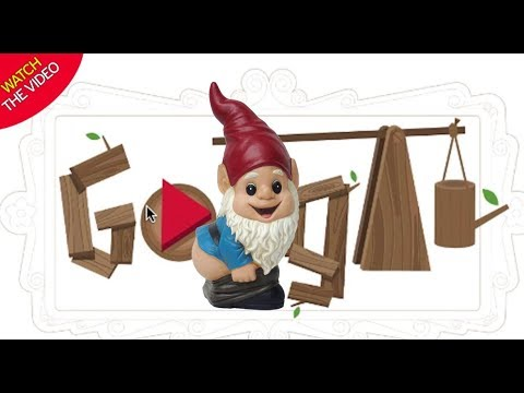 Google Doodle, History of the garden gnome game , YouTube