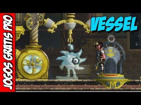 Vessel gameplay [PTBR] - Jogos Gratis Pro