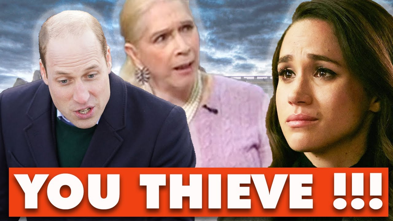 Download LADY C BROKE SILENCE! Strong Verdict Out Over Sussexes & Cambridges' STEALER Firing On Meghan