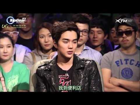 121007.XTM.TopGear Korea.S03E01.YooSeungHo CUT  [CHN SUB]