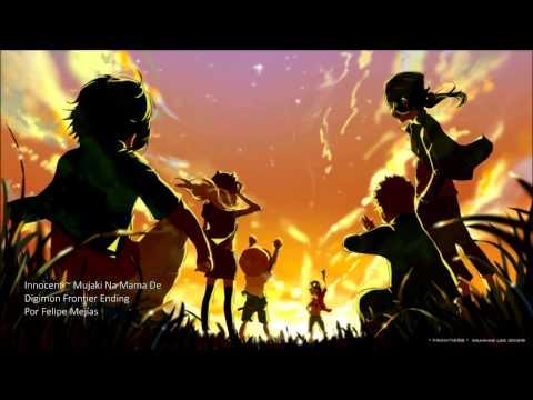 """Digimon Frontier """"Innocent ~ Mujaki Na Mama De"""" [Cover en Español]"""