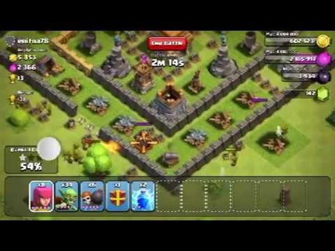 Archers tricks clash of clan
