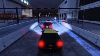 Сопровождение гангстера Аль-Пачино в gta 5