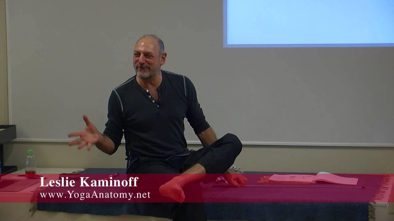 Plantar Fasciitis: Causes & Cures - Leslie Kaminoff [YogaAnatomy.net ...