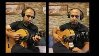 Starry Night Guitar - Iranian Guitar Channel - ottmar liebert