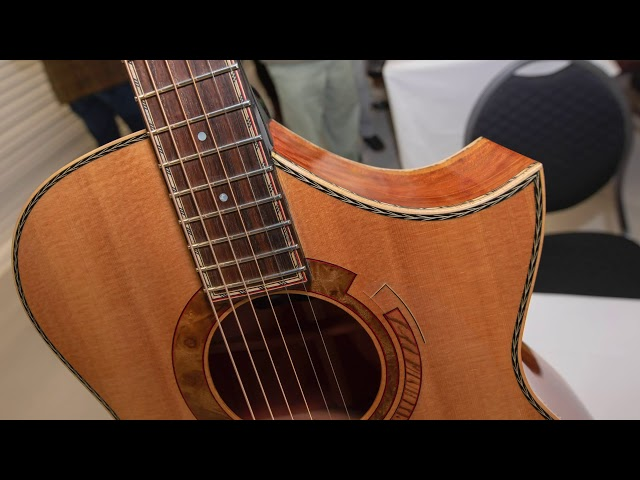 Bristol guitar slideshow by Phase Drive Media