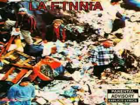 [Album Completo] La Etnnia - El Ataque Del Metano (1995)