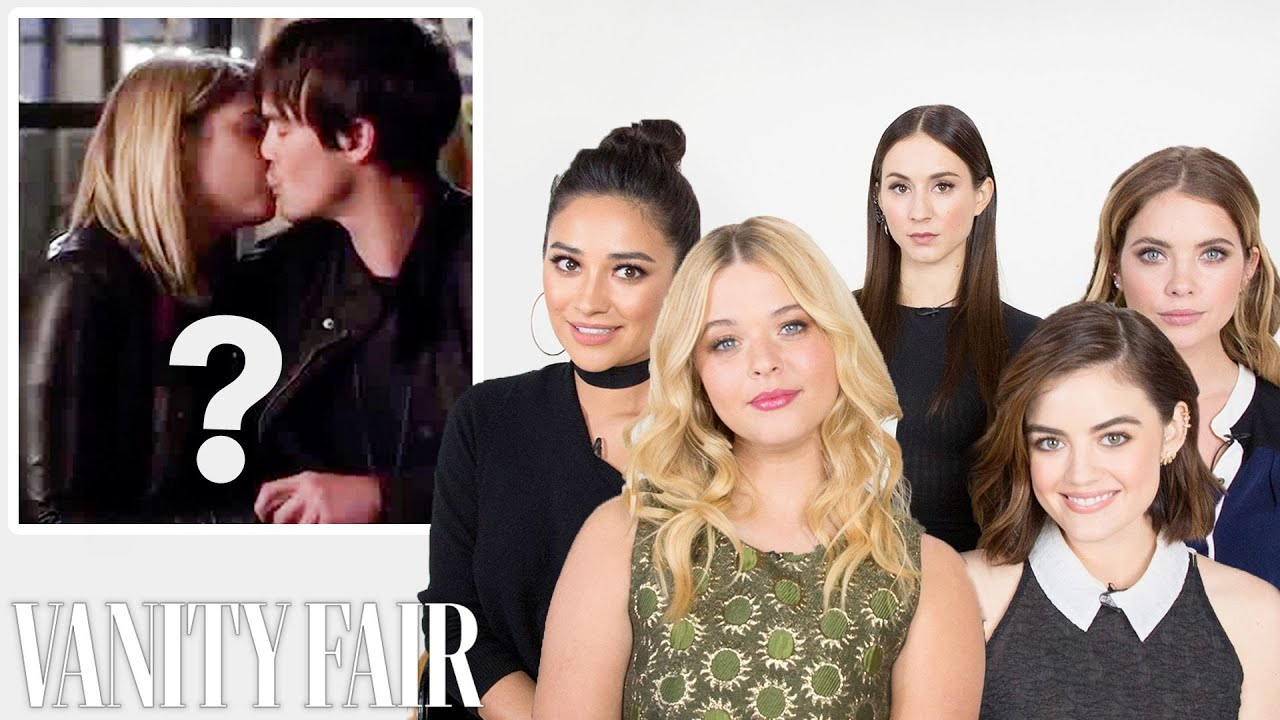 Pretty Little Liars Cast Hookup In Real Life