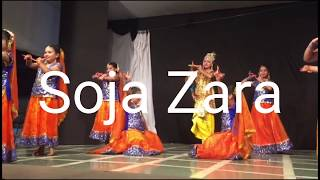 Seema Malhotra Dance choreography on kanha Soja Zara