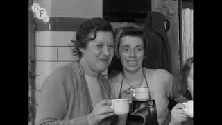 Public Wash House Liverpool UK 1959  Expats Have it Easy Today
