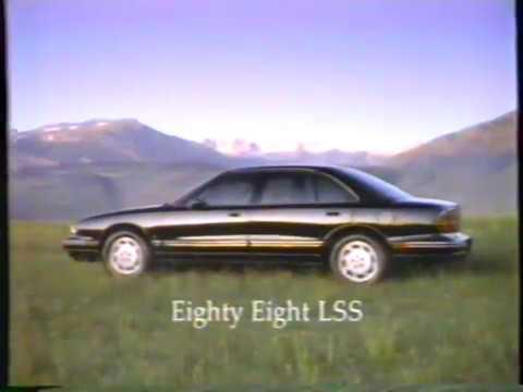 1994 Oldsmobile 88 LSS TV Commercial