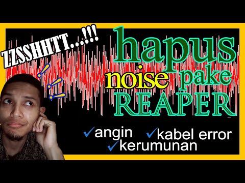 Bersihkan Rekamanmu dari Noise