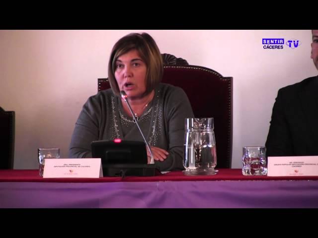 Diputación de Cáceres  Día Internacional contra la Violencia de Género ´Asamblea de Mujeres´