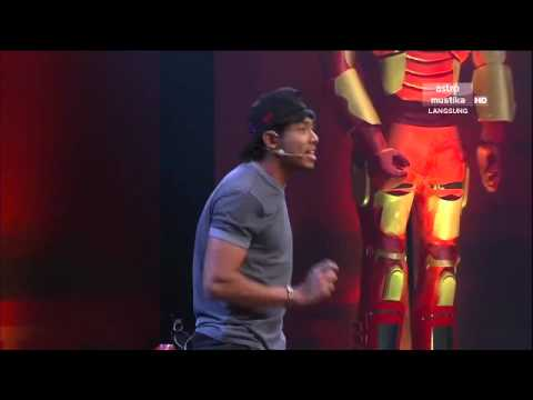 Maharaja Lawak Mega 2013 - Minggu 7 - Persembahan Nabil
