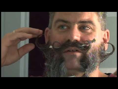 Concours: Qui sera élu la plus belle moustache d'Europe?