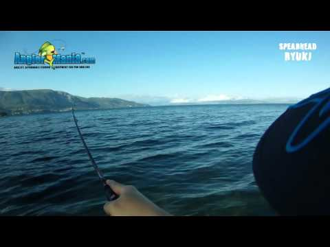 LRF -Wading Ultra light spring fishing with Anglermania Trading Ltd
