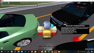 The Roblox Police Experience