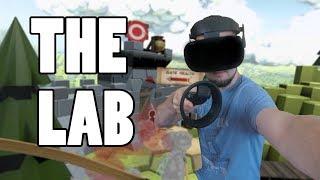 OBROŃCA BRAMY   THE LAB VR #1
