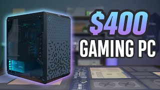 2020 $400 Budget Gaming PC - Monthly Giveaway PC